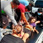 Una mujer herida tras mortal accidente de tránsito