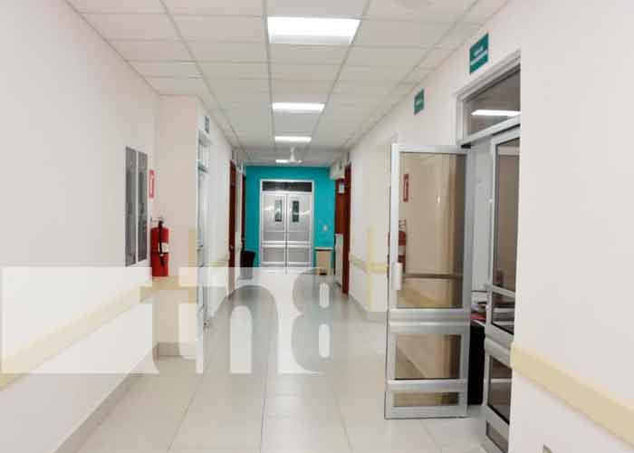 Inauguran el nuevo Hospital Miguel Martel en Quilalí, Nueva Segovia