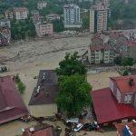 Inundaciones en Turquía fuerzan el desalojo de un hospital