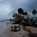 """El paso del huracán """"Grace"""" por Veracruz dejó ocho muertos"""