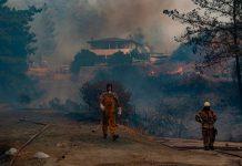 """""""Un infierno"""": Enormes incendios devoran poblados en Turquía / FOTO / TN8"""
