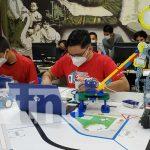 Primer congreso de juventud, innovación y emprendimiento en Nicaragua