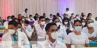 Foro para investigación de temas de la salud en Nicaragua