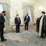Foto: Canciller de Nicaragua se reúne con nuevo presidente de Irán / Cortesía