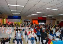 En Jalapa, Nueva Segovia, ratificaron su respaldo a la fórmula del FSLN / FOTO / TN8