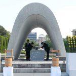 Conmemoran 76 años de la bomba de Hiroshima en Japón