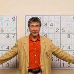 """Muere a los 69 años """"el padrino de los sudokus"""", el japonés Maki Kaji / FOTO / Twitter"""