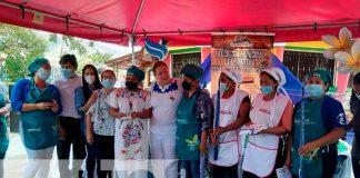 """San Rafael del Norte ganador del """"Festival Sabores de mi Patria"""" en Jinotega"""