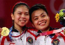 Esto recibirán las campeonas olímpicas de Indonesia tras ganar medallas de oro
