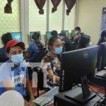 Nuevo laboratorio de computación para el centro técnico en Juigalpa