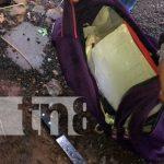 Adolescente es capturado en su primera vez robando en Juigalpa