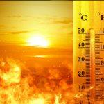 Julio fue el mes más caluroso en 142 años en la Tierra