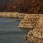 EE.UU. declara histórica escasez hídrica en el lago Mead / FOTO / AFP