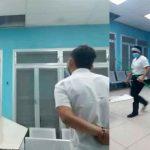 Fuertes lluvias provocan colapso del techo de un hospital en el sur de Honduras