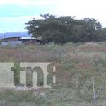 Foto: Seis familias reciben lotes de terrenos en Ocotal / TN8