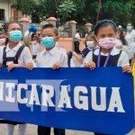 Inician celebraciones del Bicentenario de la independencia de Centroamérica en Madriz
