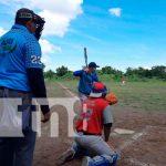 Funcionarios del MIGOB participaron en una liga de softbol