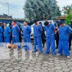 Detenidos por delitos de peligrosidad
