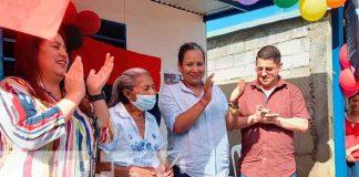 El testimonio de dos protagonistas que recibieron sus casas en Masaya / FOTO / TN8