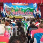 Presentan el Plan Nacional de Lucha Contra la Pobreza en Matagalpa / FOTO / TN8