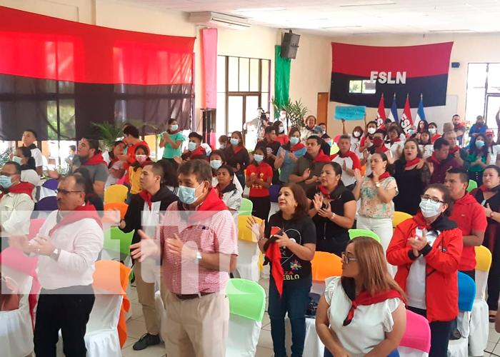 Matagalpa respalda por unanimidad a candidatos del Frente Sandinista