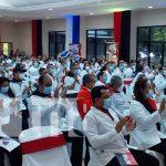 Médicos nicaragüenses celebran su día