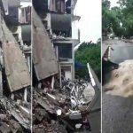 México: Tormenta tropical Nora deja un menor español fallecido