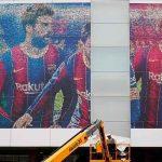¡Más frío que tu ex! Barcelona borra a Messi del Camp Nou (VIDEO)
