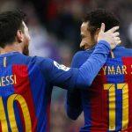 Foto: El emotivo mensaje de Neymar a Messi / Referencia