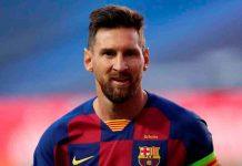 Socios del Barcelona piden bloquear el paso de Messi al PSG