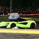 """Ejecutan al narco """"El Fran"""" en su vehículo McLaren al salir del gimnasio"""