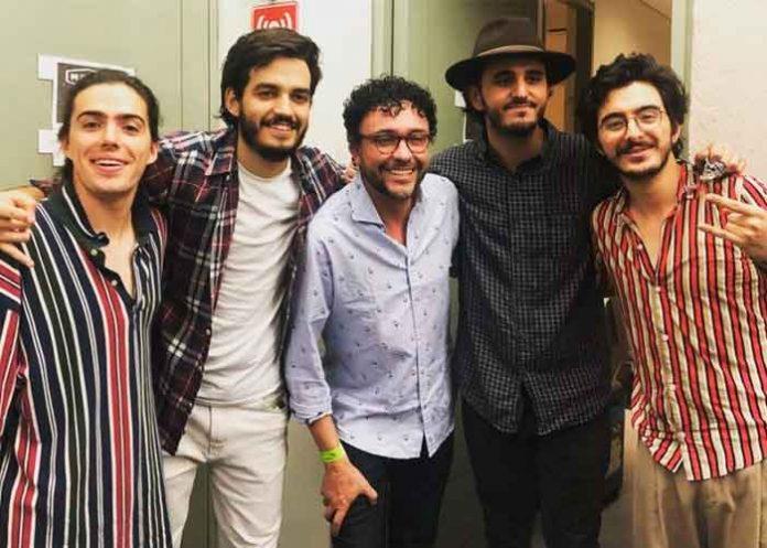 Morat y Andrés Cepeda comparten video del bolero