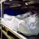 Sala de medicina forense