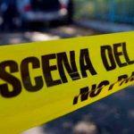 Cinta de la policía para resguardar la escena del crimen