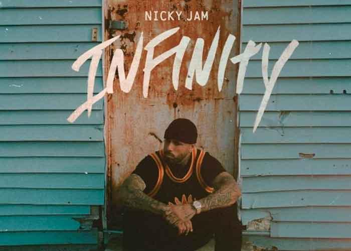 """Nicky Jam publicó la portada, """"Infinity"""""""