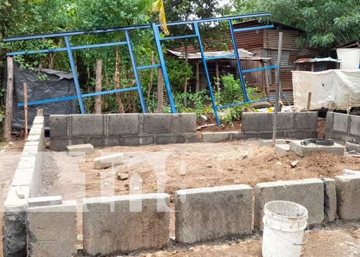 Distintas obras de desarrollo que se realizan en Nandaime