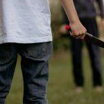 Navaja en mano, niño de 11 años intenta atracar a otro menor en Cesar