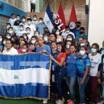Foto: Reconocen esfuerzo de atletas que participaron en Juegos Centroamericanos / TN8