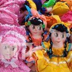 Ejemplo de juguetes nicaragüenses, como parte del plan para impulsar la juguetería