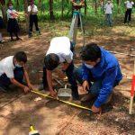 """Realizan taller """"Arqueólogo por un día"""" con estudiantes de la comunidad Papalonal"""
