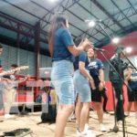 Dan gracias a Dios pobladores del municipio de Moyogalpa