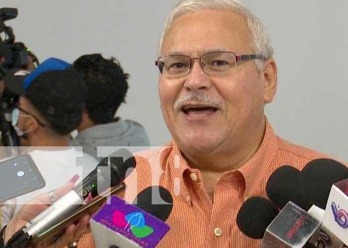 Adolfo Pastrán, analista de la encuesta que muestra intención de voto a favor del FSLN