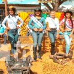 Fiestas patronales en Nueva Segovia