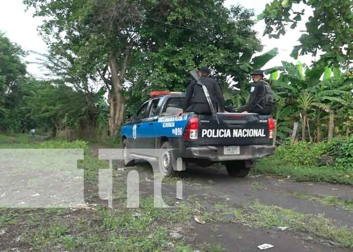 Policía busca a sujeto que macheteó a un anciano en Ometepe