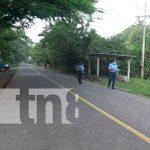 Policía busca a sujeto que macheteó a un anciano en Ometepe / FOTO / TN8