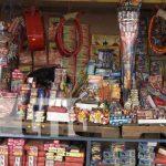 Foto: Activan 14 tramos de venta de pólvora por La gritería Chiquita en León / TN8