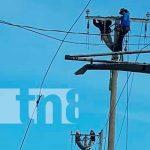 Rehabilitación de la red eléctrica de la ciudad de Bilwi
