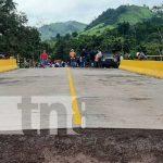 Inauguración de puentes para el desarrollo del Caribe Norte