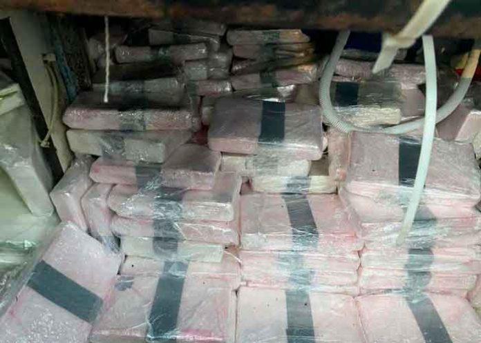 Incautan en Puerto Rico cocaína valorada en 12 millones de dólares