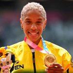 Yulimar Rojas, ¡la verdadera mujer maravilla de los Juegos Olímpicos!